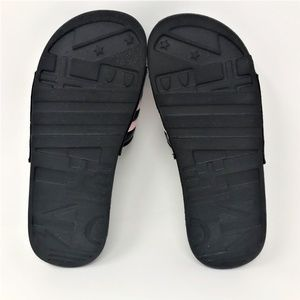 6428979eb050 adidas Shoes - Adidas Addisage Slides Pink Black Size 7